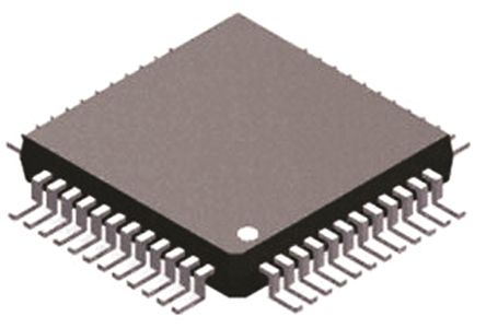 Analog Devices AD1933YSTZ, 8-Channel Serial DAC, 64-Pin LQFP