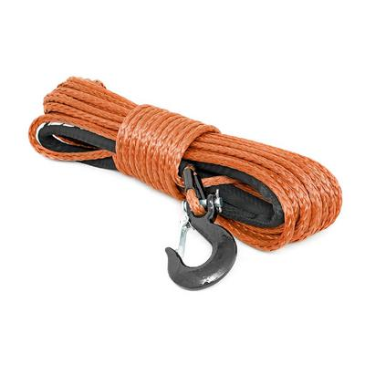 Rough Country Synthetic Winch Rope (Orange) - RS111