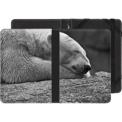 Kobo Glo eBook Reader Huelle - Polar Bear von caseable Designs
