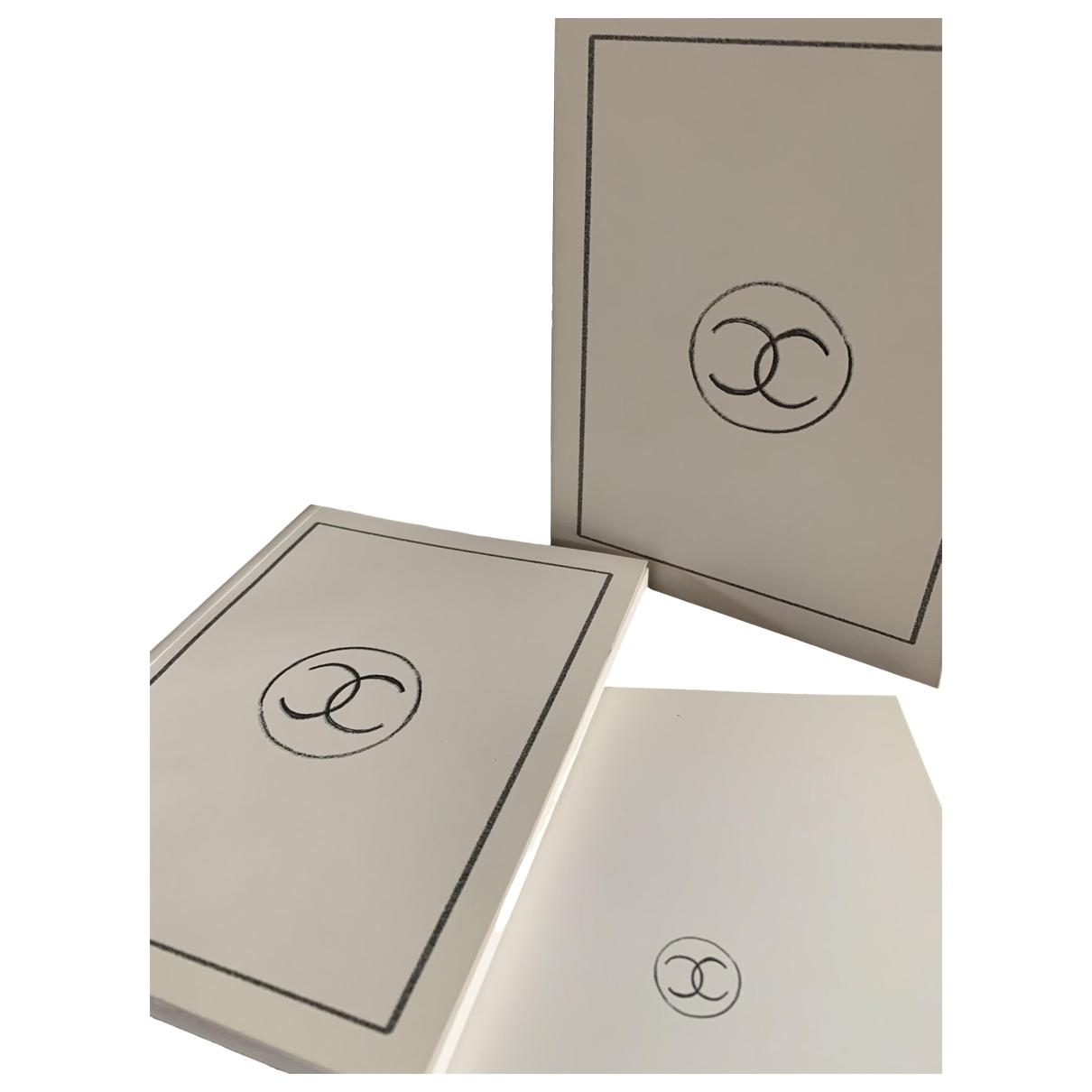 Chanel - Photographie   pour lifestyle en coton