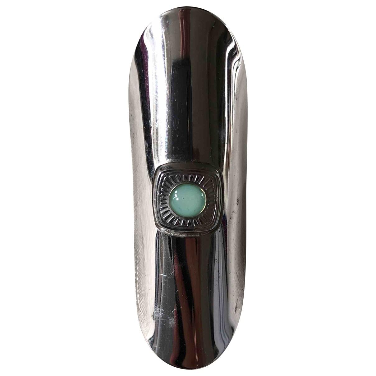 Rita & Zia \N Ring in  Silber Metall