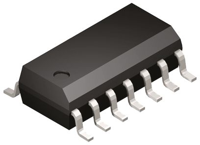 ON Semiconductor MC74AC10DG, Triple 3-Input NAND Logic Gate, 14-Pin SOIC (55)