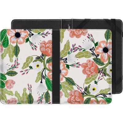 Kobo Aura Edition 2 eBook Reader Huelle - Botanical Dream von Iisa Monttinen