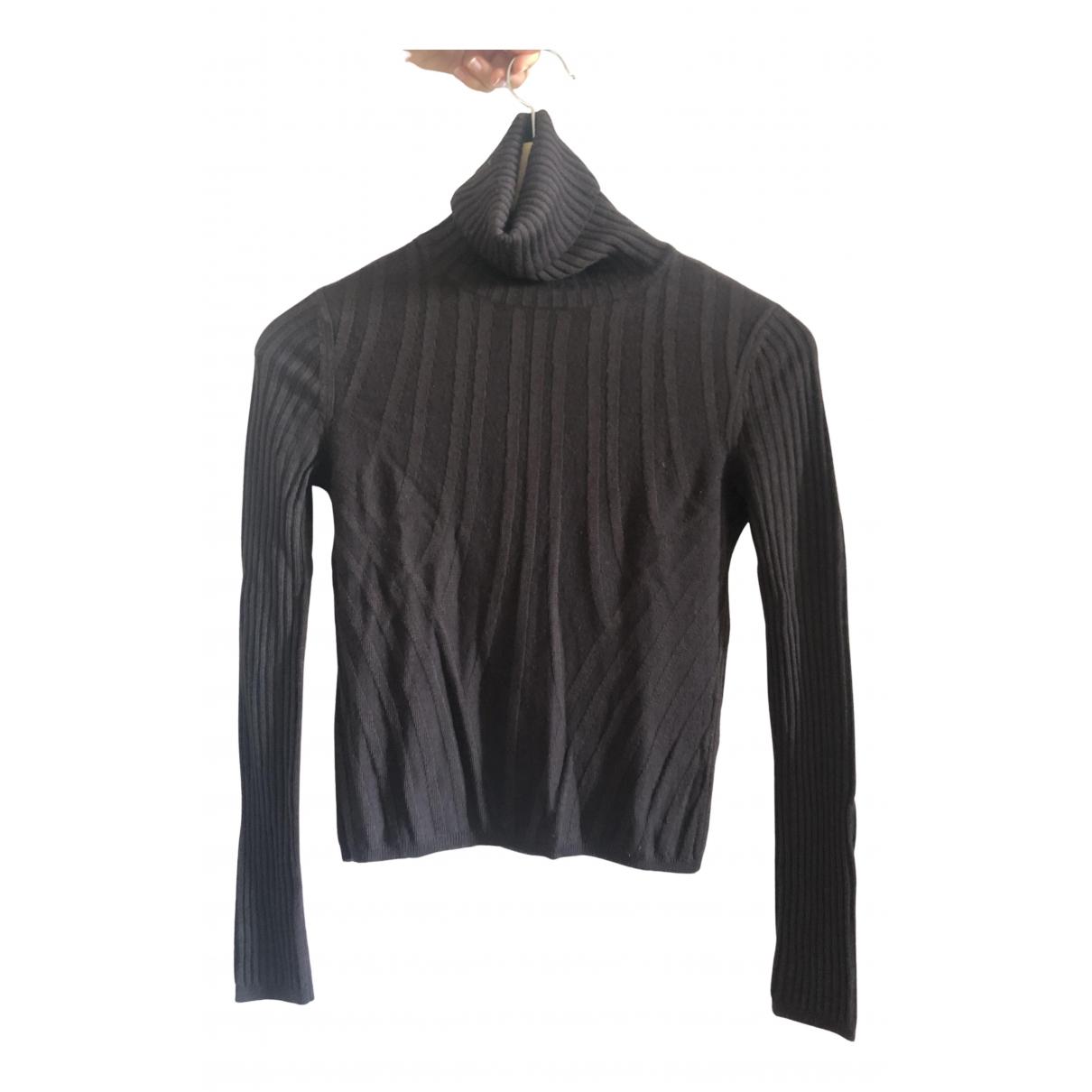 Givenchy - Pull   pour femme en laine - marron