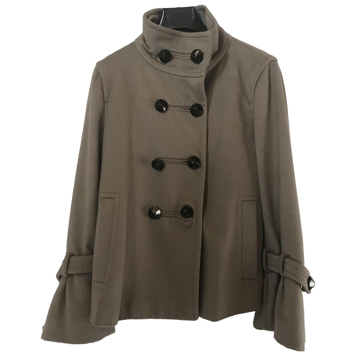 Zara - Manteau   pour femme - gris