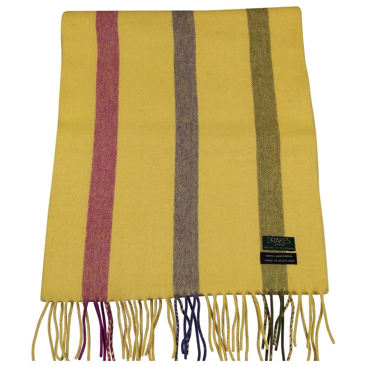 Pañuelo / bufanda de Lana Drakes