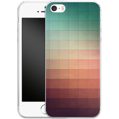 Apple iPhone 5s Silikon Handyhuelle - Cyvyryng von Spires