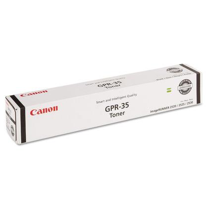 Canon GPR35 Original Black Toner Cartridge