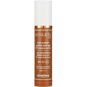 Sisley Creme solaire Soin Solaire Global Anti-Age Prevention Taches SPF 50+ PA+++ 50 ml