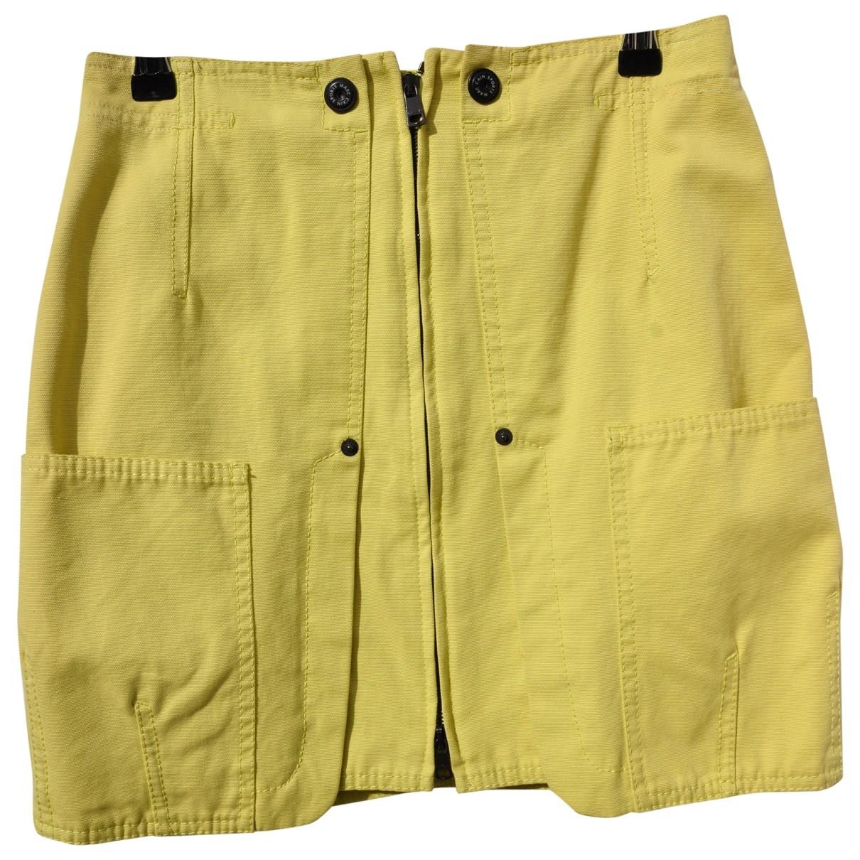 Marc Cain \N Green Cotton skirt for Women 36 FR