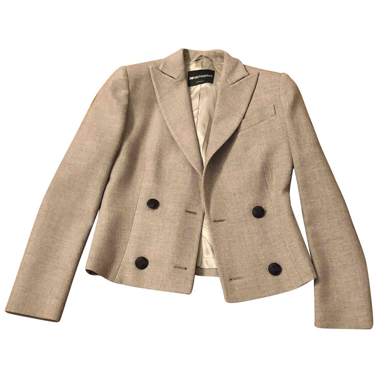 Retrofete - Veste   pour femme en laine