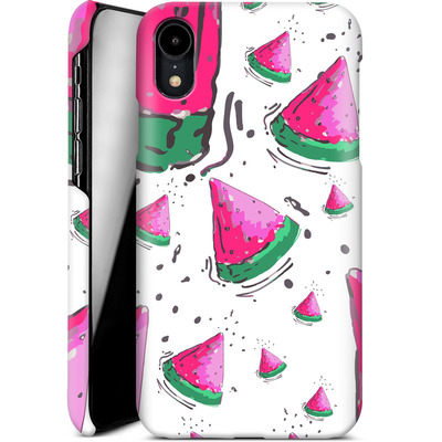 Apple iPhone XR Smartphone Huelle - Watermelon Crush von Mukta Lata Barua