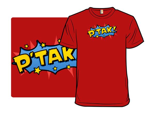Sci-fi Slang - P'tak T Shirt