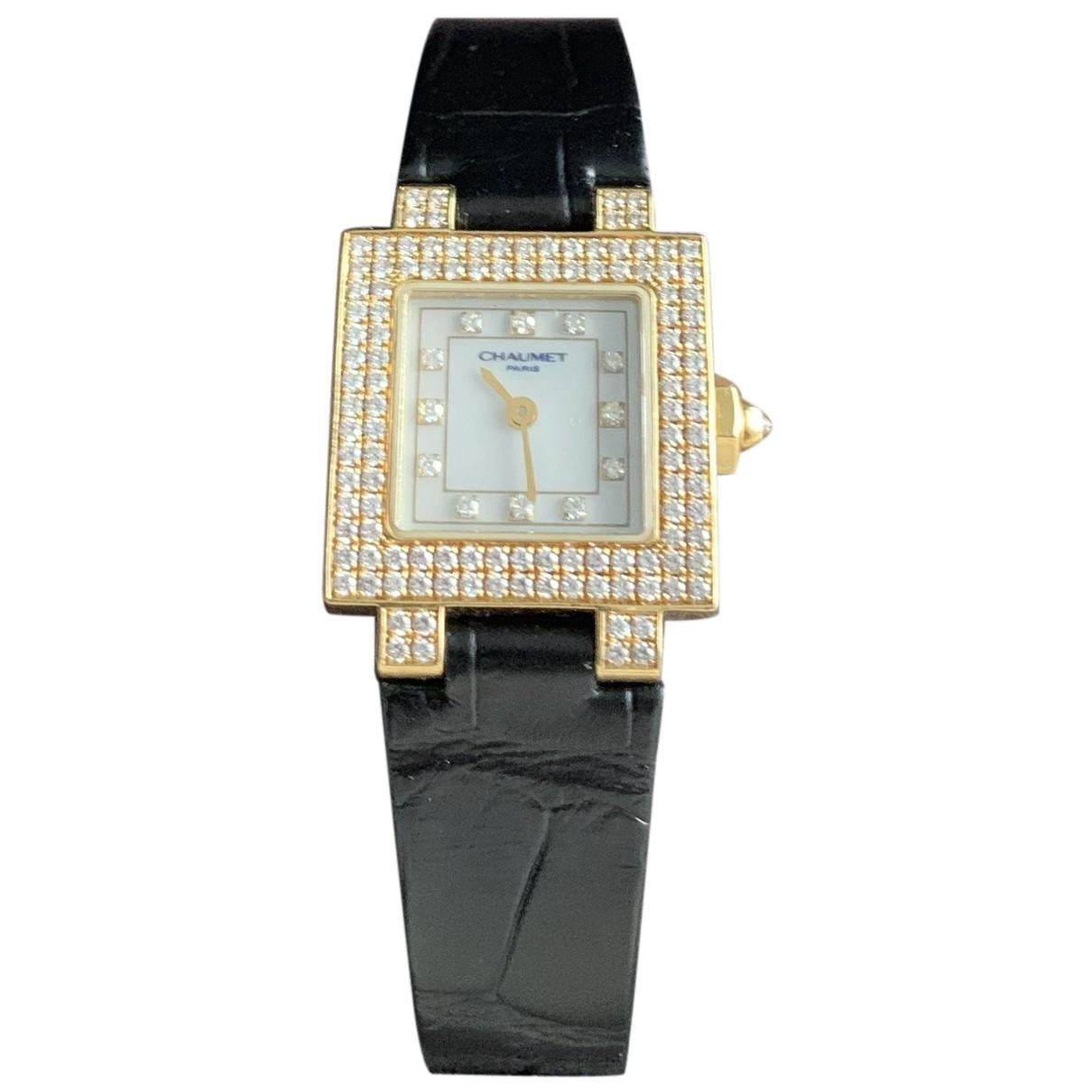 Reloj de Oro amarillo Chaumet