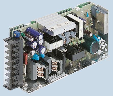 TDK-Lambda , 75W Embedded Switch Mode Power Supply SMPS, 5 V dc, ±12 V dc, Enclosed