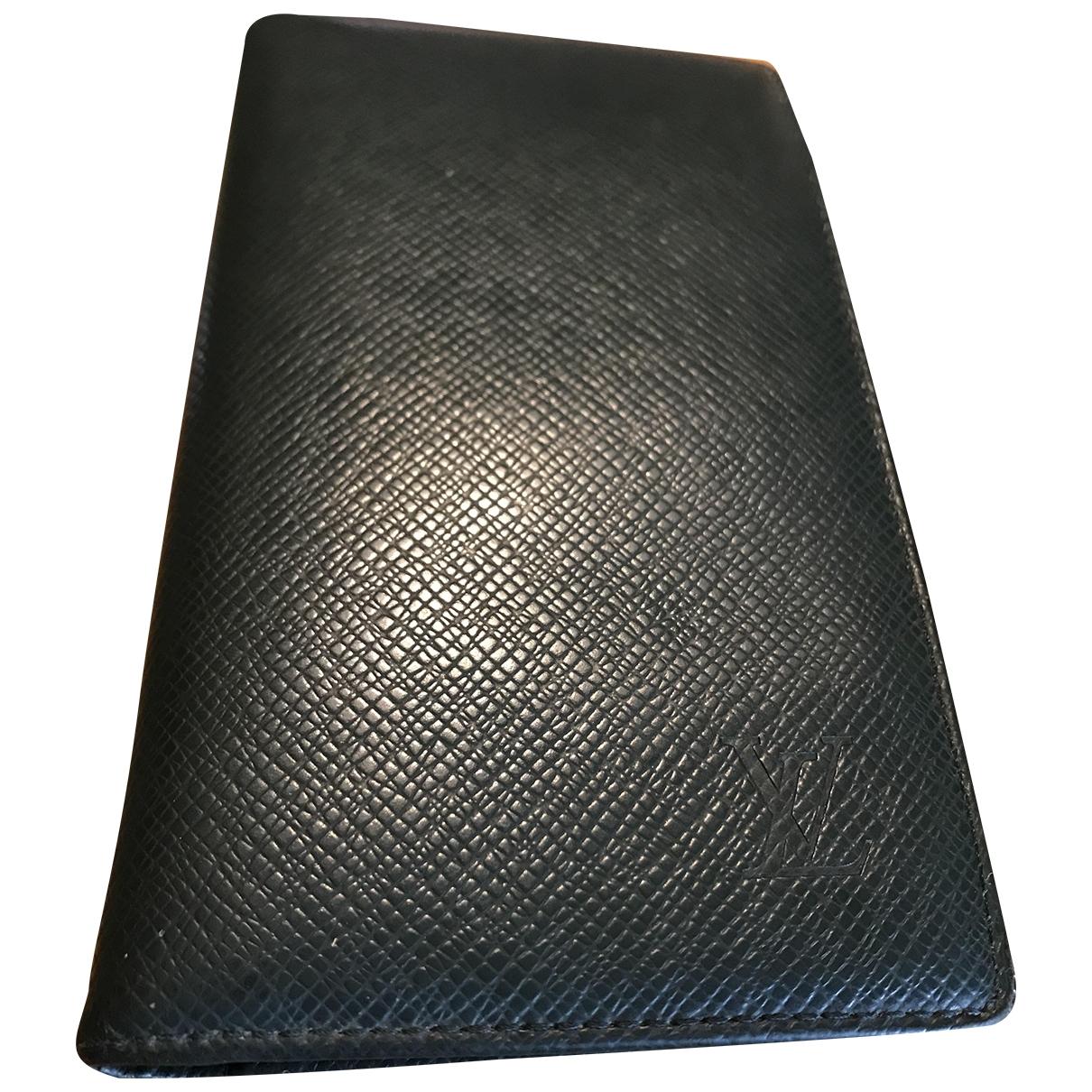 Marroquineria Pocket Organizer de Cuero Louis Vuitton