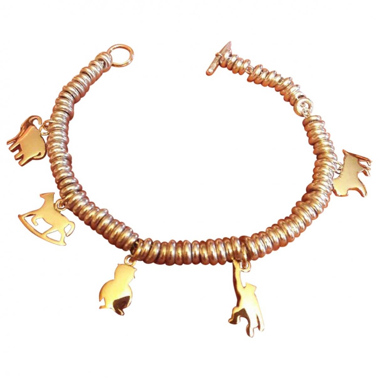 Dodo Pomellato \N Armband in  Bunt Gelbgold
