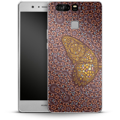 Huawei P9 Silikon Handyhuelle - Metamorphosis von Daniel Martin Diaz