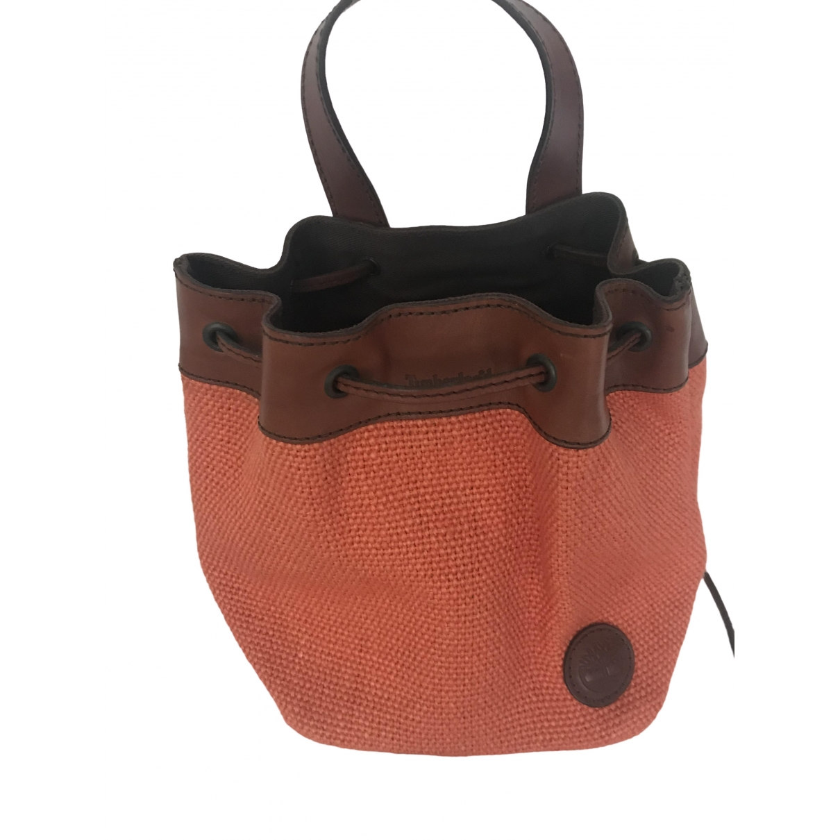 Timberland \N Leather backpack for Women \N