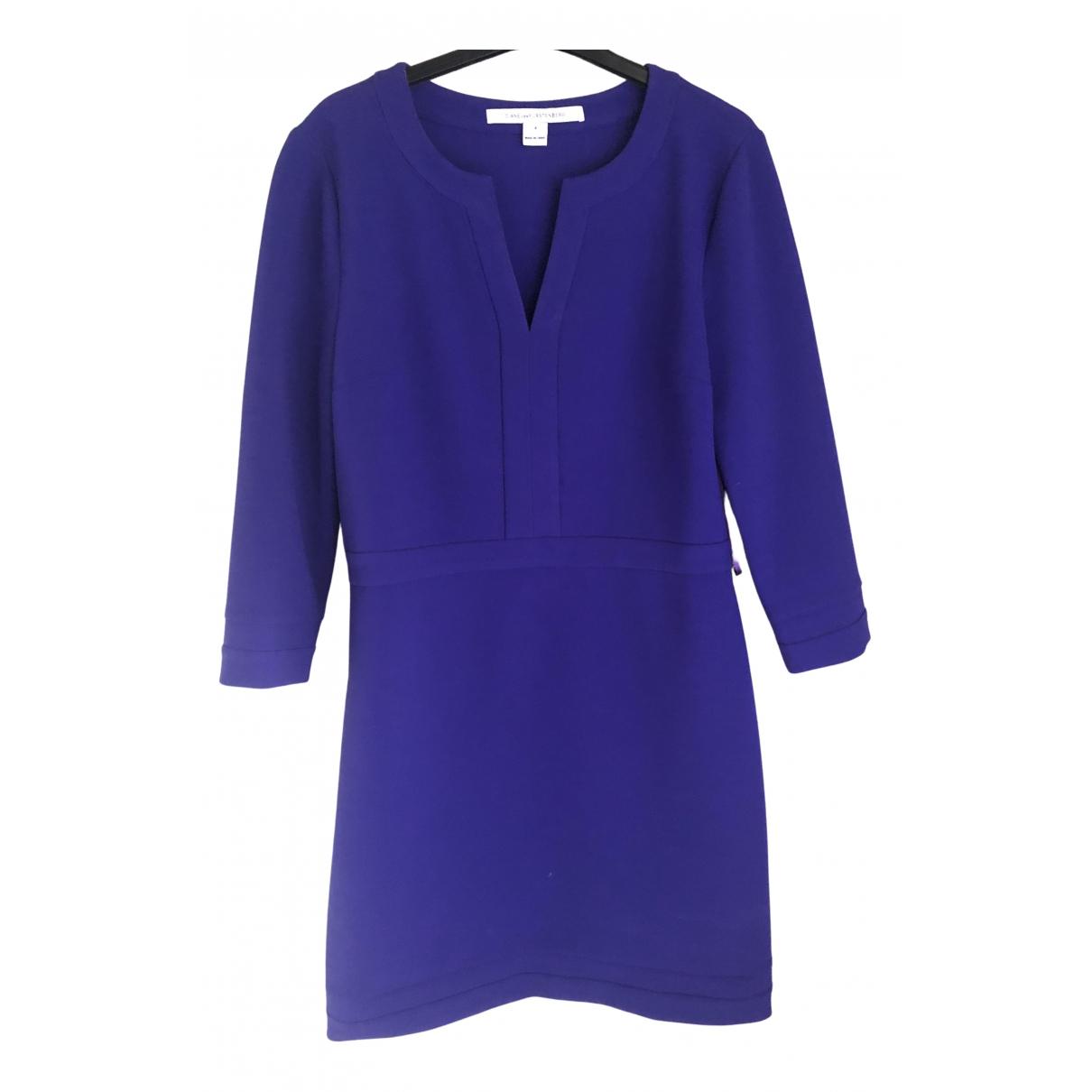 Diane Von Furstenberg N Blue dress for Women 4 UK
