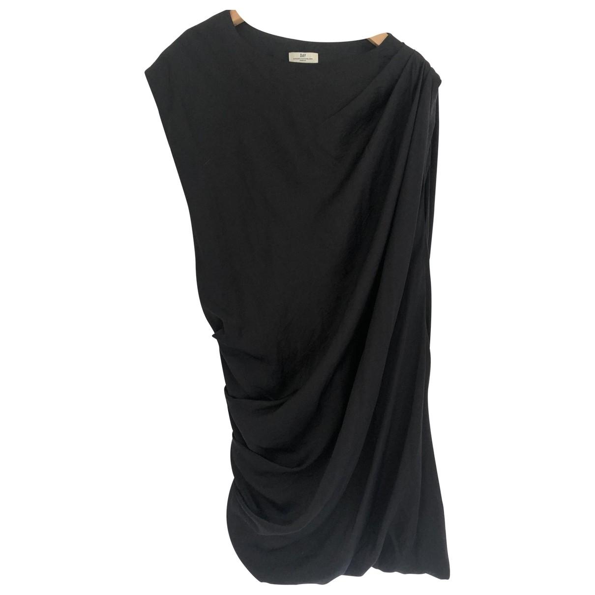 Day Birger & Mikkelsen \N Kleid in  Schwarz Polyester