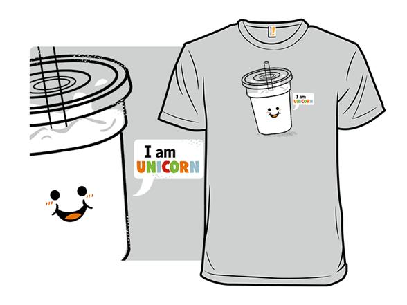 I Am Unicorn T Shirt