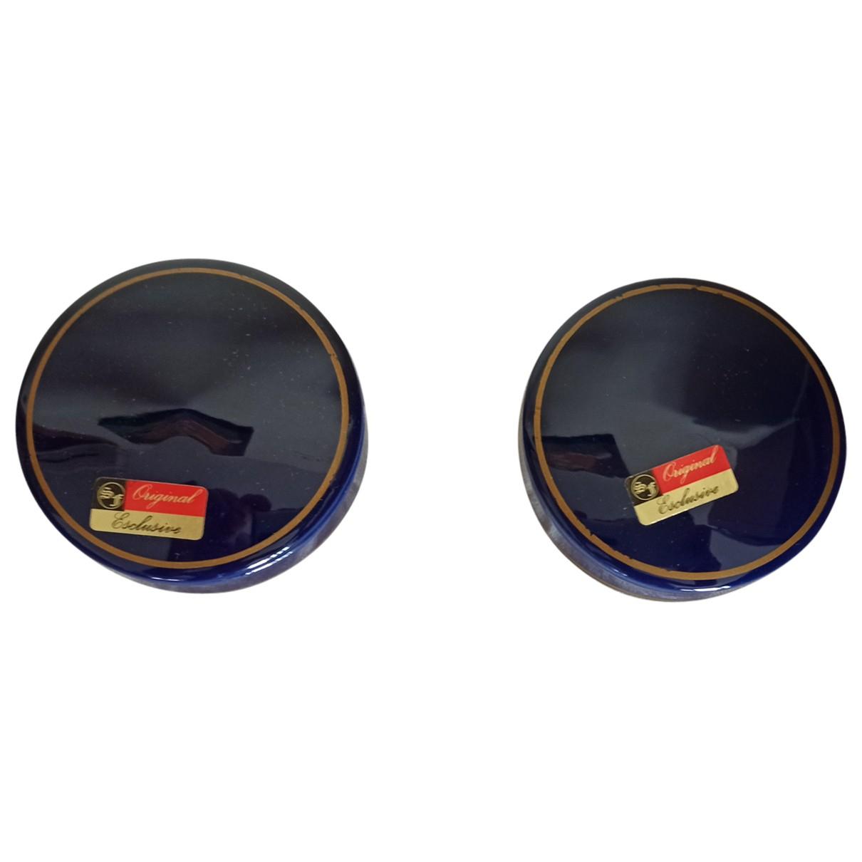 Autre Marque - Objets & Deco   pour lifestyle en ceramique - bleu