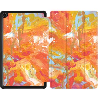 Amazon Fire 7 (2017) Tablet Smart Case - Ocaso von Kaitlyn Parker