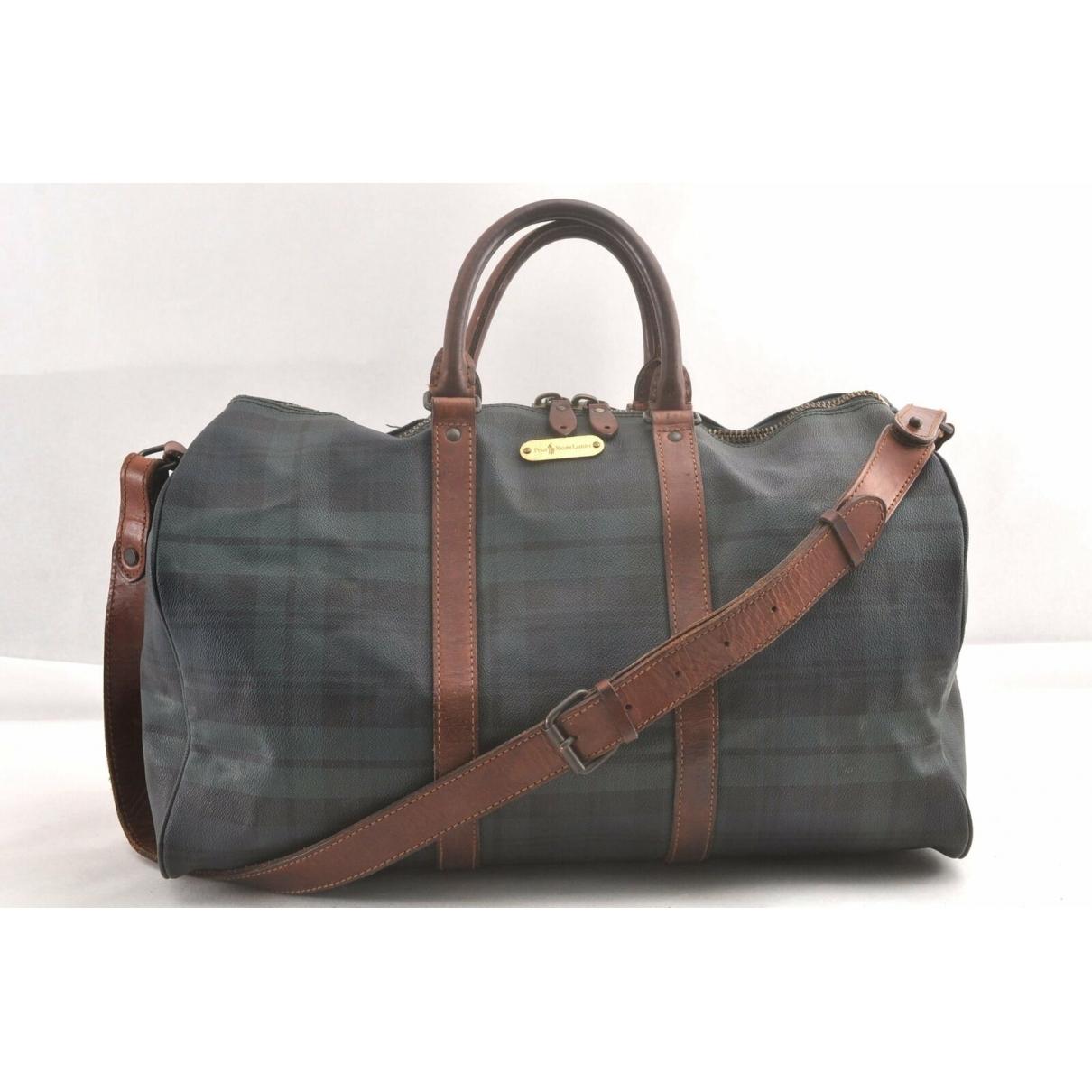 Polo Ralph Lauren - Sac de voyage   pour femme - vert