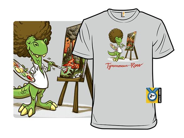 Tyrannosaur-ross T Shirt