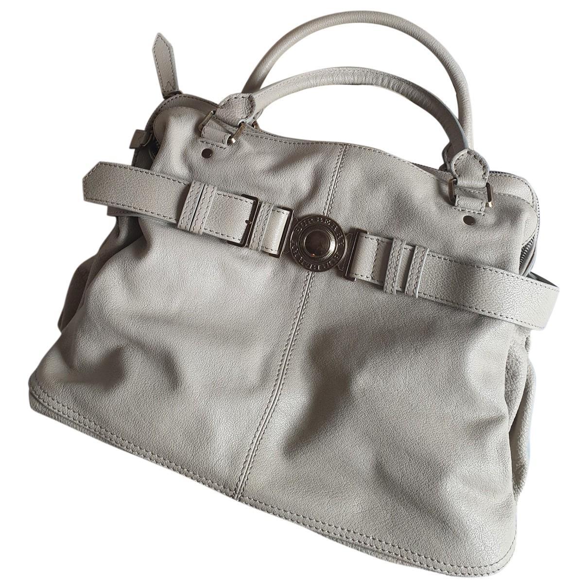 Burberry N Ecru Leather handbag for Women N