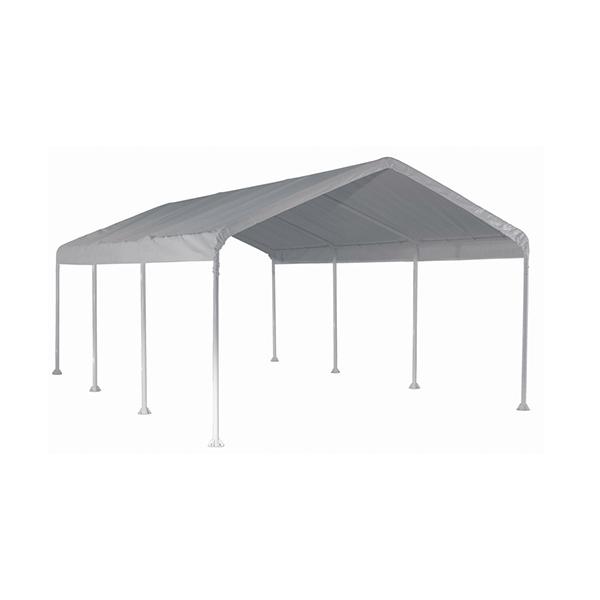 Super Max 12' x 20', Premium Canopy, White