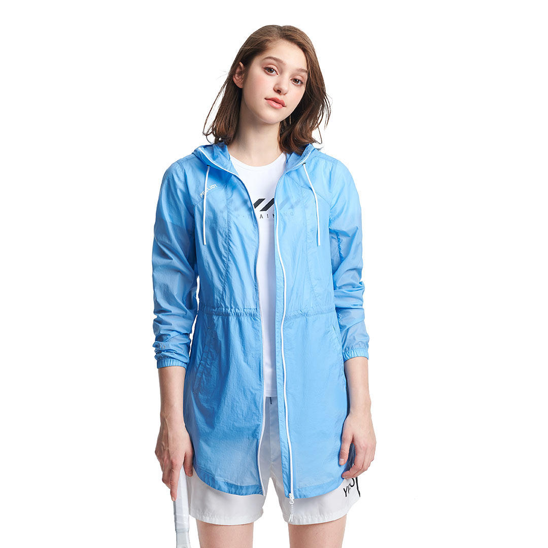 PELLIOT Woman Sun-proof Coats Outdoor Sports Sun Protection Quick Drying Anti-UV Lightweight From Xiaomi Youpin