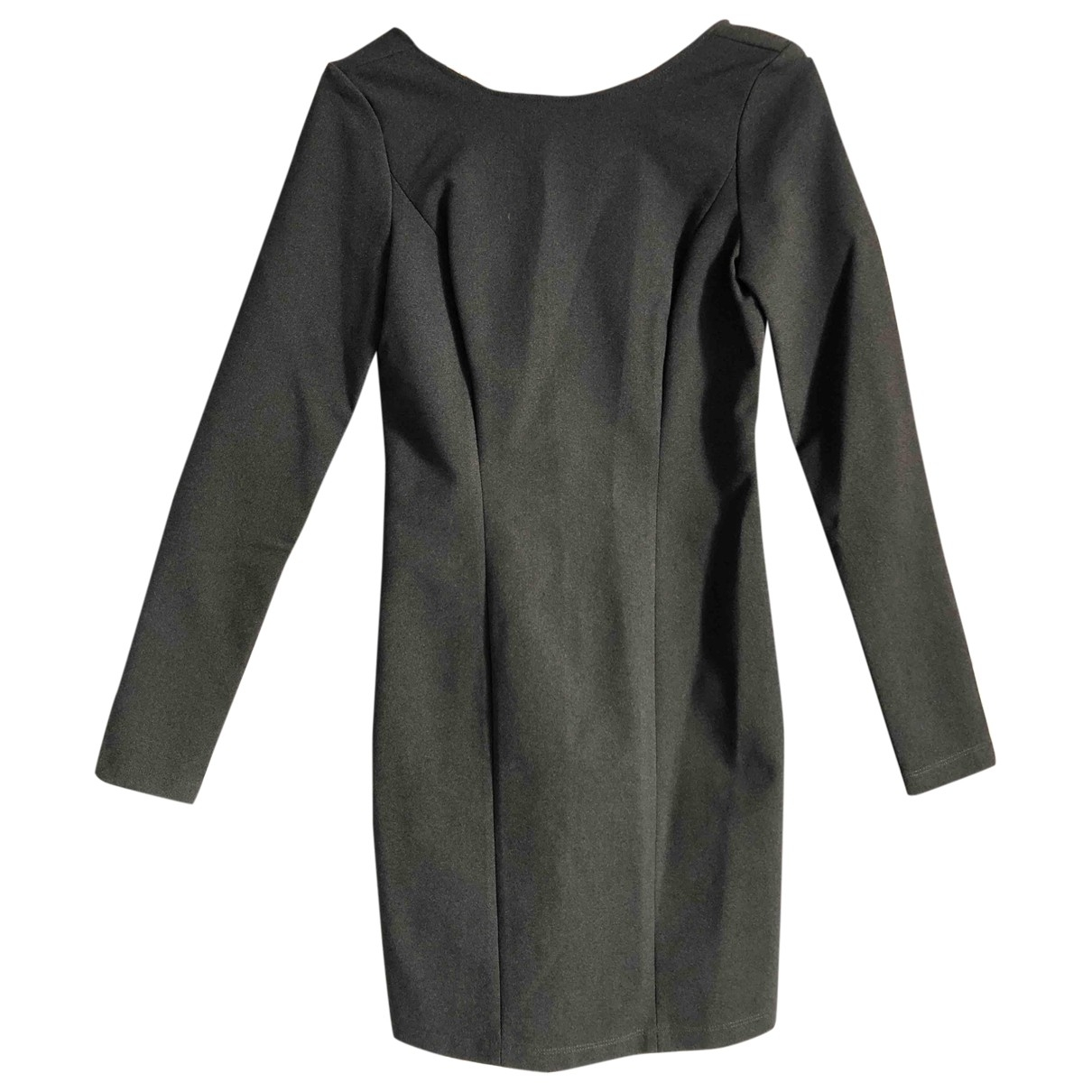 Theyskens Theory - Robe   pour femme en coton - gris