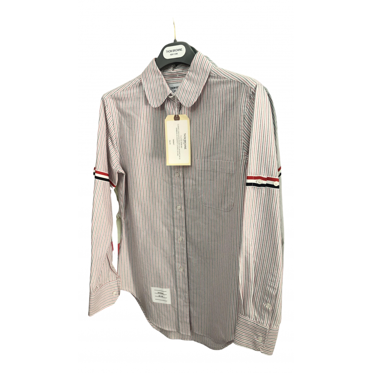 Thom Browne \N Multicolour Cotton  top for Women 40 IT