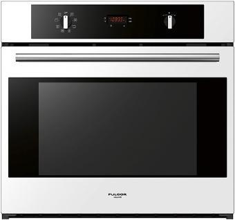 400 Series F4SP30W1 30 4.3 cu. ft. Single Electric Wall Oven with 8 Cooking Functions  True Euro Convection Oven  3100 Watts Broil Element and