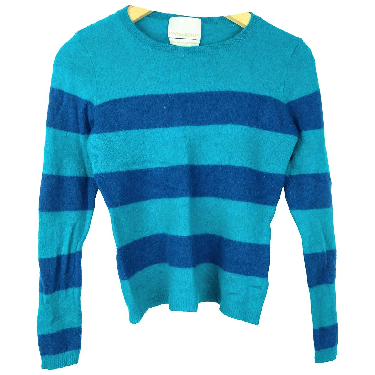 Cynthia Rowley \N Multicolour Cashmere Knitwear for Women M International