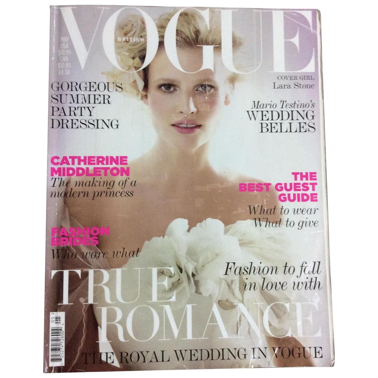 Vogue - Mode   pour lifestyle - multicolore