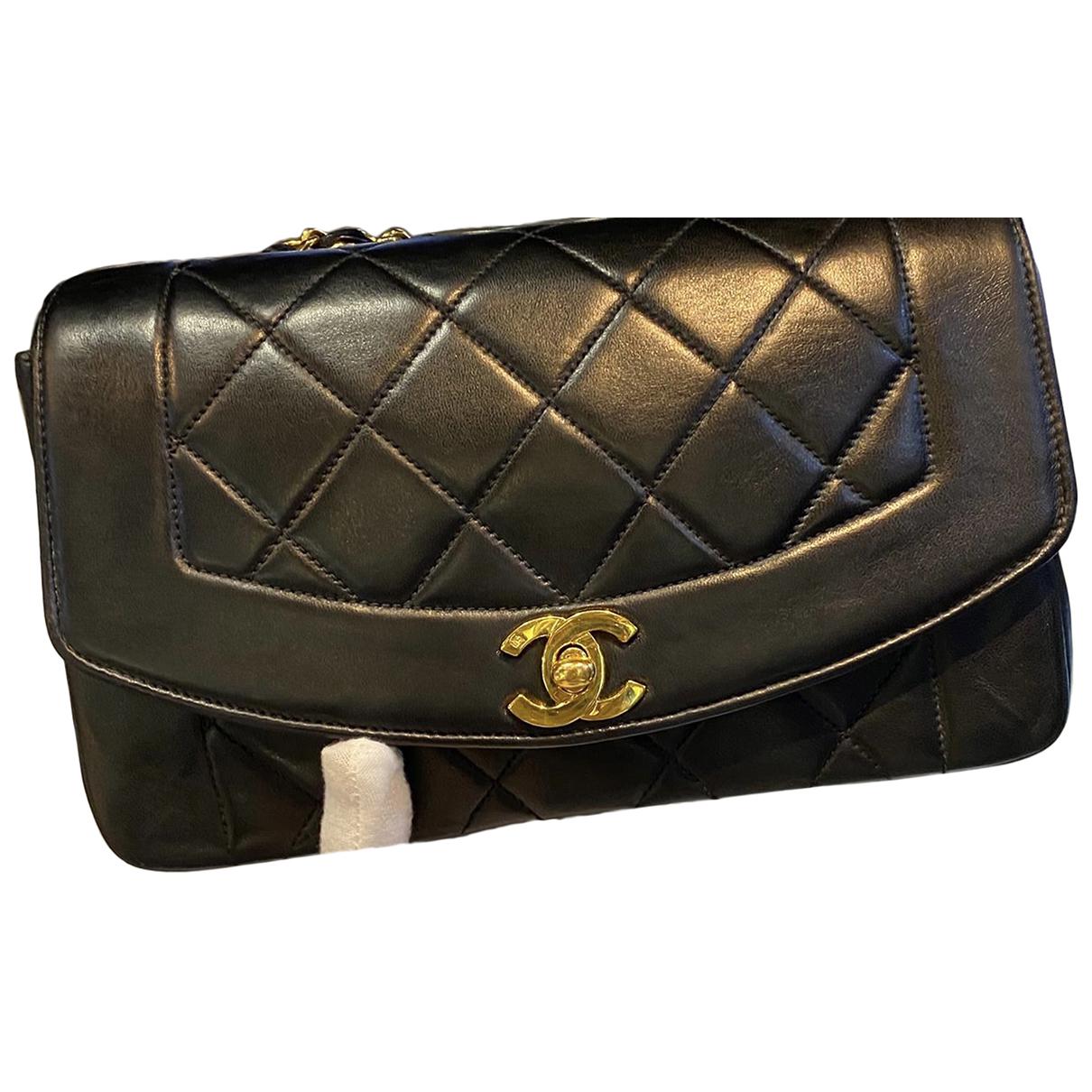 Bolso  Diana de Cuero Chanel