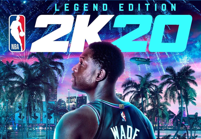 NBA 2K20 Legend Edition XBOX One CD Key