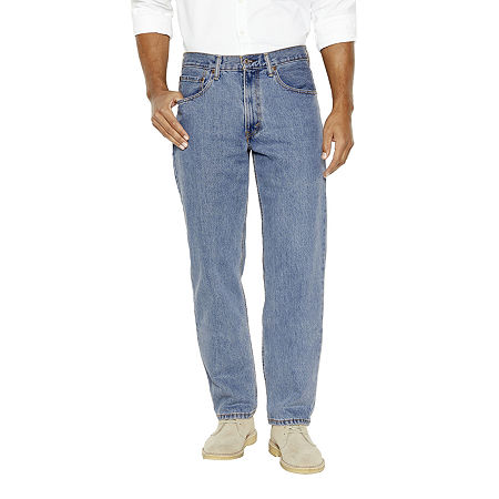 Levi's Men's 550 Relaxed Fit Jeans, 34 32, Blue