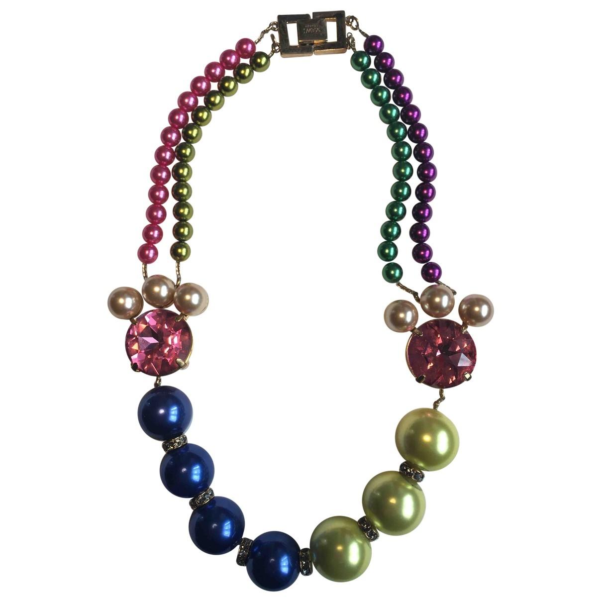 Mawi - Collier   pour femme en metal - multicolore