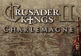 Crusader Kings II - Charlemagne DLC Steam Altergift