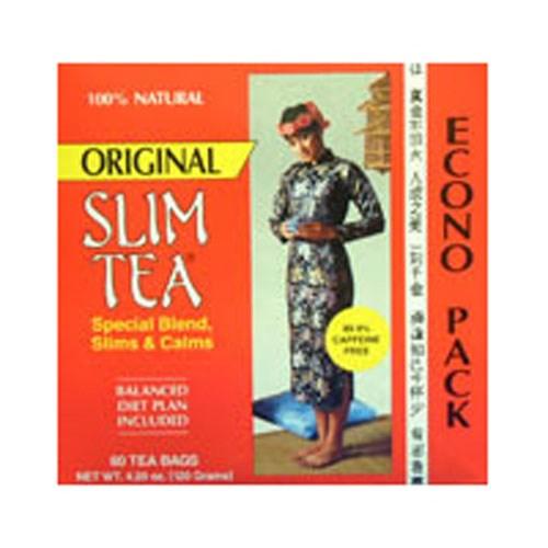 Slim Tea Original 60 Bags by Hobe Labs