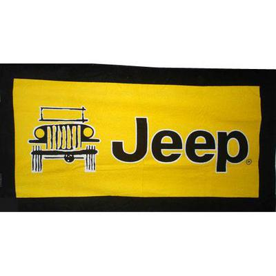 INSYNC Business Solutions Jeep Seat Towel (Yellow) - T2G100Y