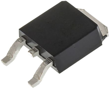 Infineon N-Channel MOSFET, 180 A, 40 V, 3-Pin DPAK  IRFR7440TRPBF (5)