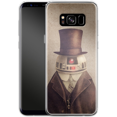 Samsung Galaxy S8 Silikon Handyhuelle - Duke R2 von Terry Fan