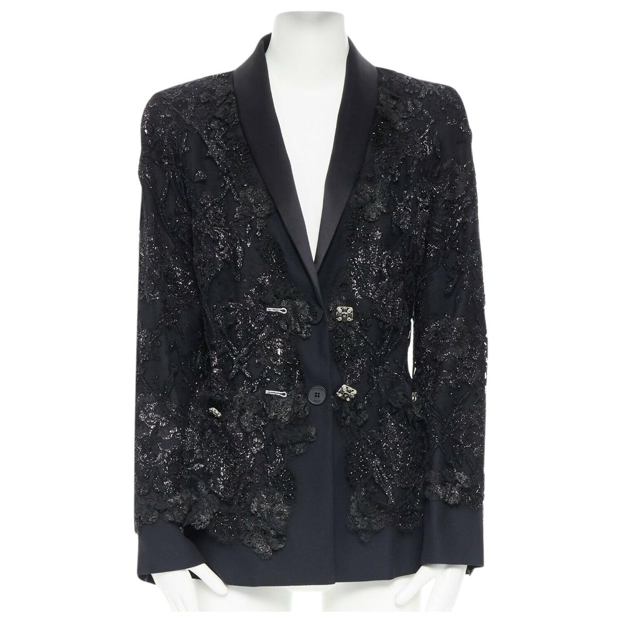 Chanel - Veste   pour femme - noir