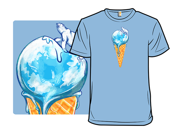 Ice Pop T Shirt