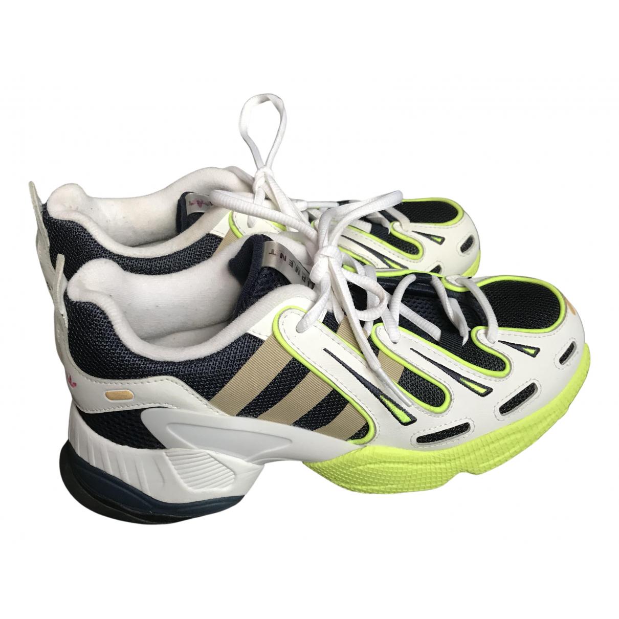 Deportivas de Cuero Adidas